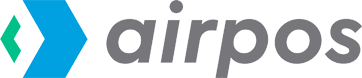 Airpos dark logo